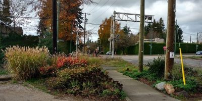 Arbutus Greenway at 57th Avenue/Naomi Reichstein photo