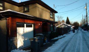 Vancouver laneway cottage/Naomi Reichstein photo